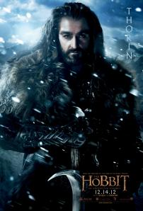 Thorin Oakenshield with Orcrist